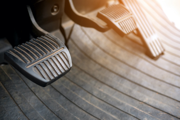Why Does My Brake Pedal Feel Spongy?